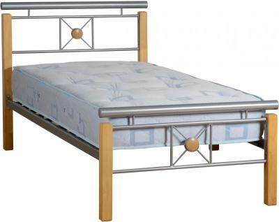 Comfortable Pine Single bed , Please click to get details